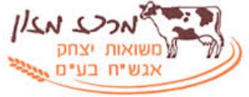 מרכז מזון משואות יצחק